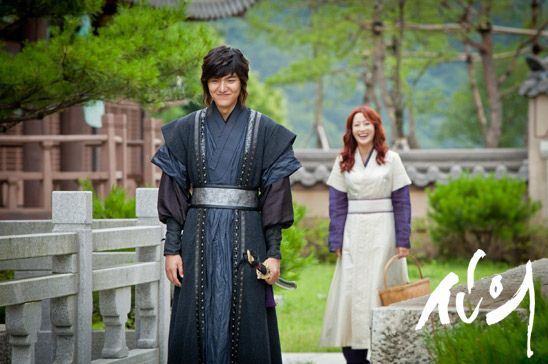 Faith (The Great Doctor): Lee Min Ho as Choi Young and Kim Hee Sun ...