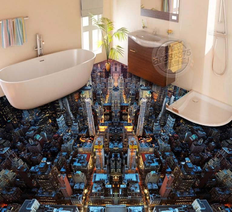 Best Image Result For Optical Illusion Floor City 60S To 400 x 300