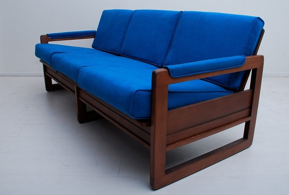 Wooden Simple Sofa   Simple sofa and Wood furniture