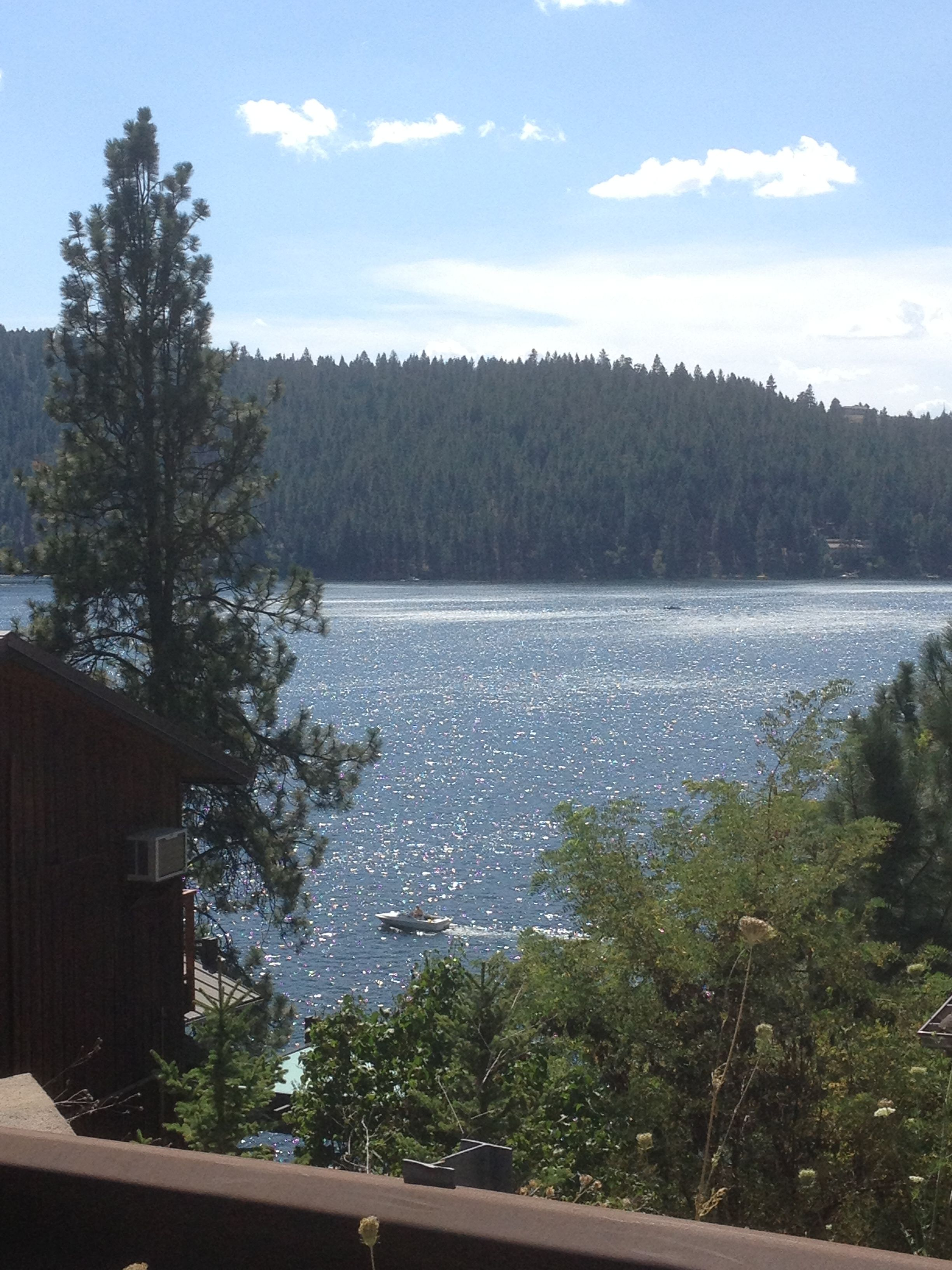 Liberty Lake Wa Washington State Davenport Hotel