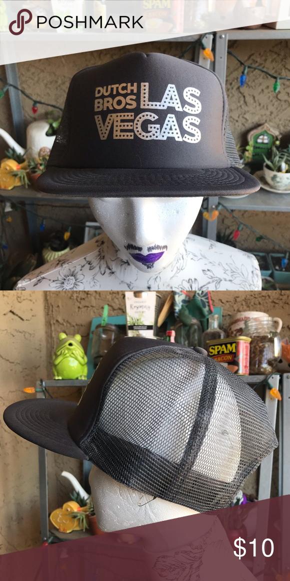DISTRICT / Dutch Bros La Vegas Hat / Grey