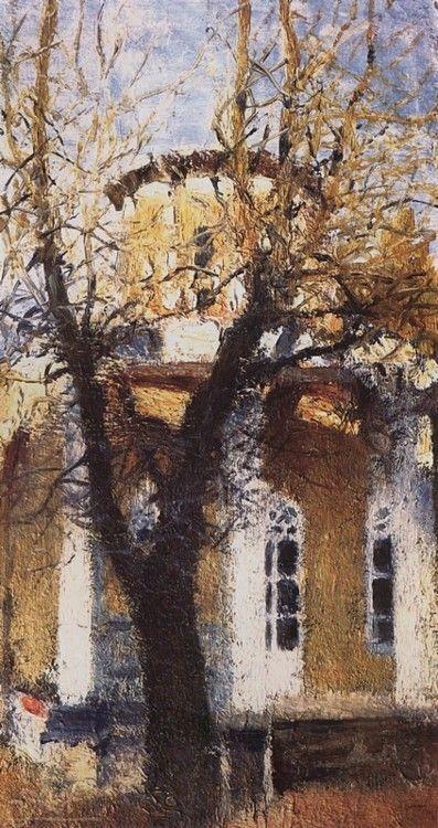 Ray of the Sun, 1901, Igor Grabar. Russian (1871 - 1960)