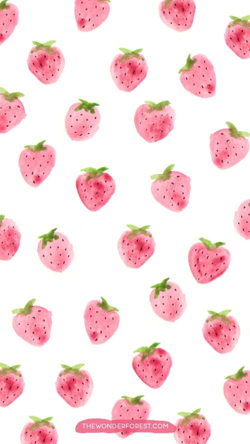 Cute Wallpapers Pineapple Watermelon Image Via We Heart It Phone Backgrounds Wallpaper