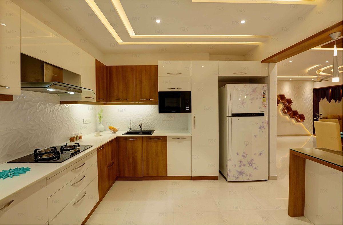 Hermosa Armarios De Cocina Modular De Precios Chennai Fotos - Como ...