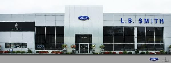 L. B. Smith Ford Lincoln