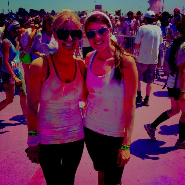 Color run SF