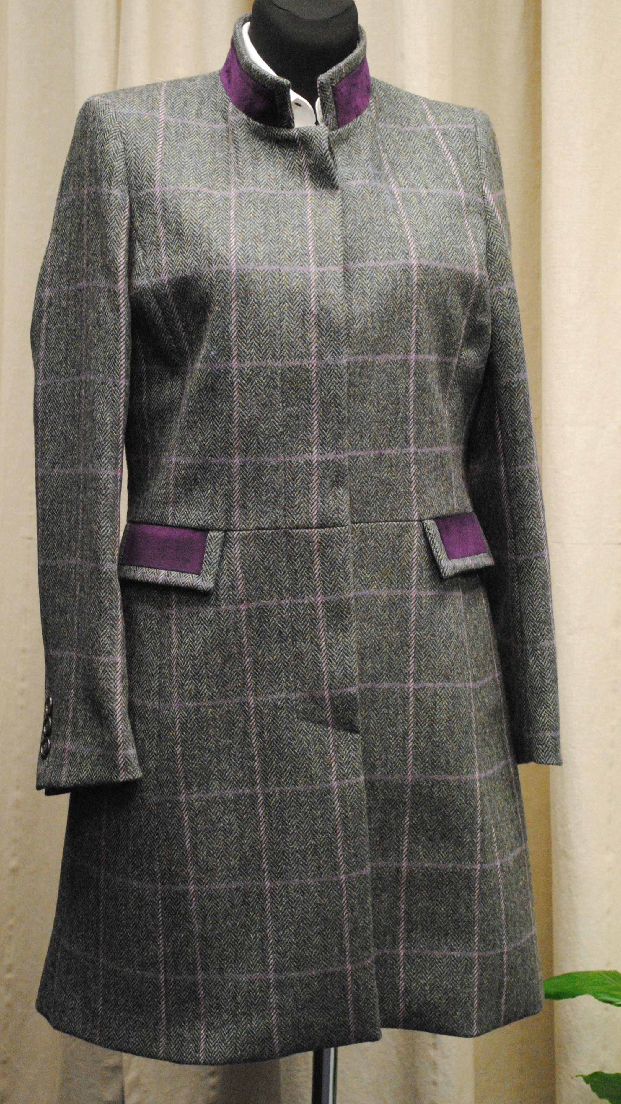 Ladies 100 wool coat STUNNING QUALITY