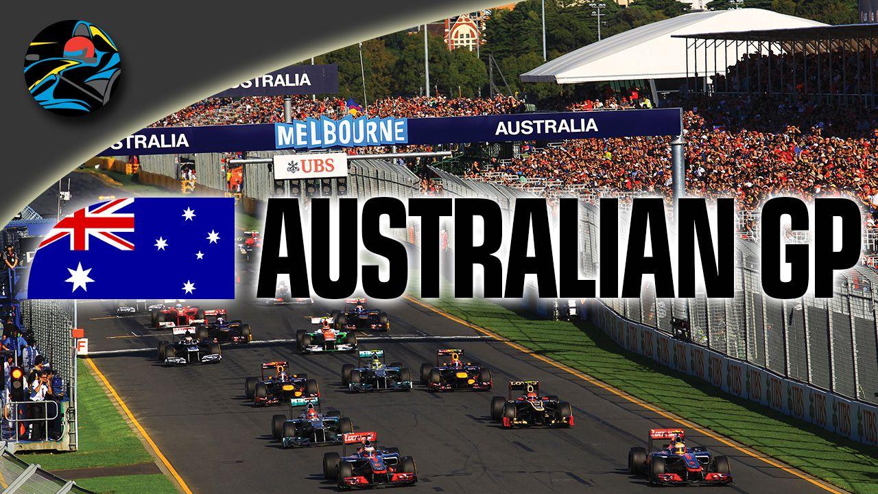 Australian Grand Prix Broadcast Australian grand prix