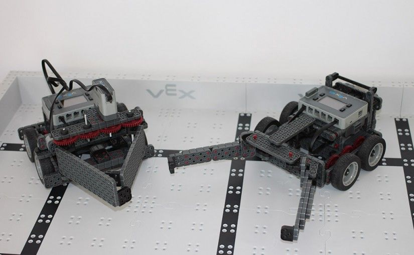 Vex IQ robots for match on 01-21-2015 | Tech | Pinterest ...