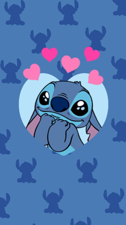 Stitch By Miseki Chan On Deviantart Stitch Angel Cute