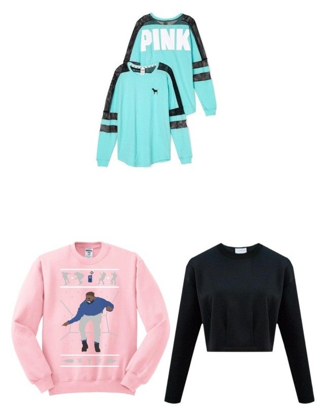 """Untitled #97"" by georgia-leonard on Polyvore featuring Victoria's Secret"