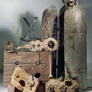 Torture tools.