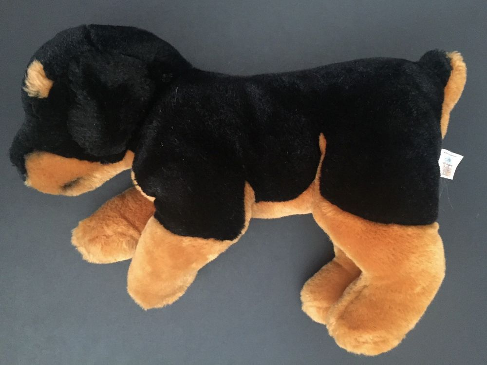 Animal Alley Rottweiler Dog Plush Stuffed Animal Toys R Us