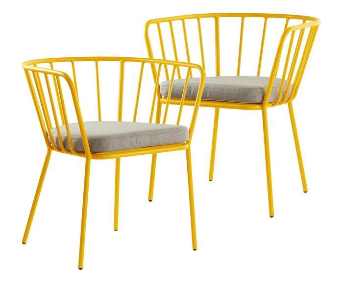 Set di 2 sedie Antibes   Westwing   Antibes, Arredamento ...