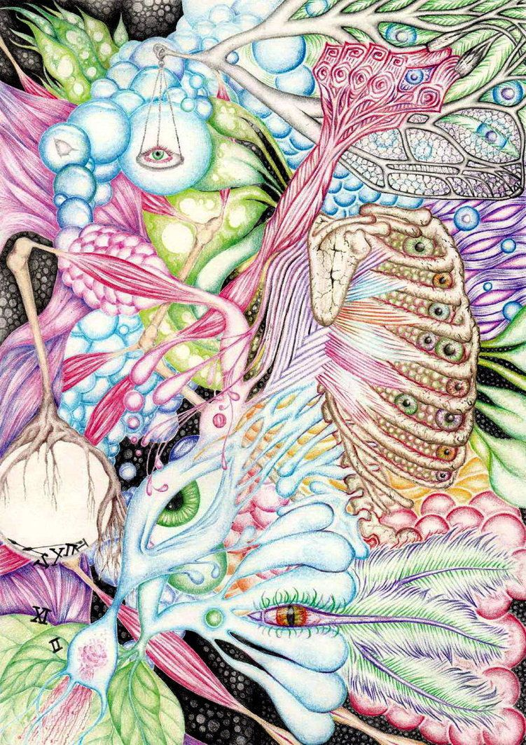 Temporal Soup By Immy Is Thinking On Deviantart Artwork Exquisite Corpse
