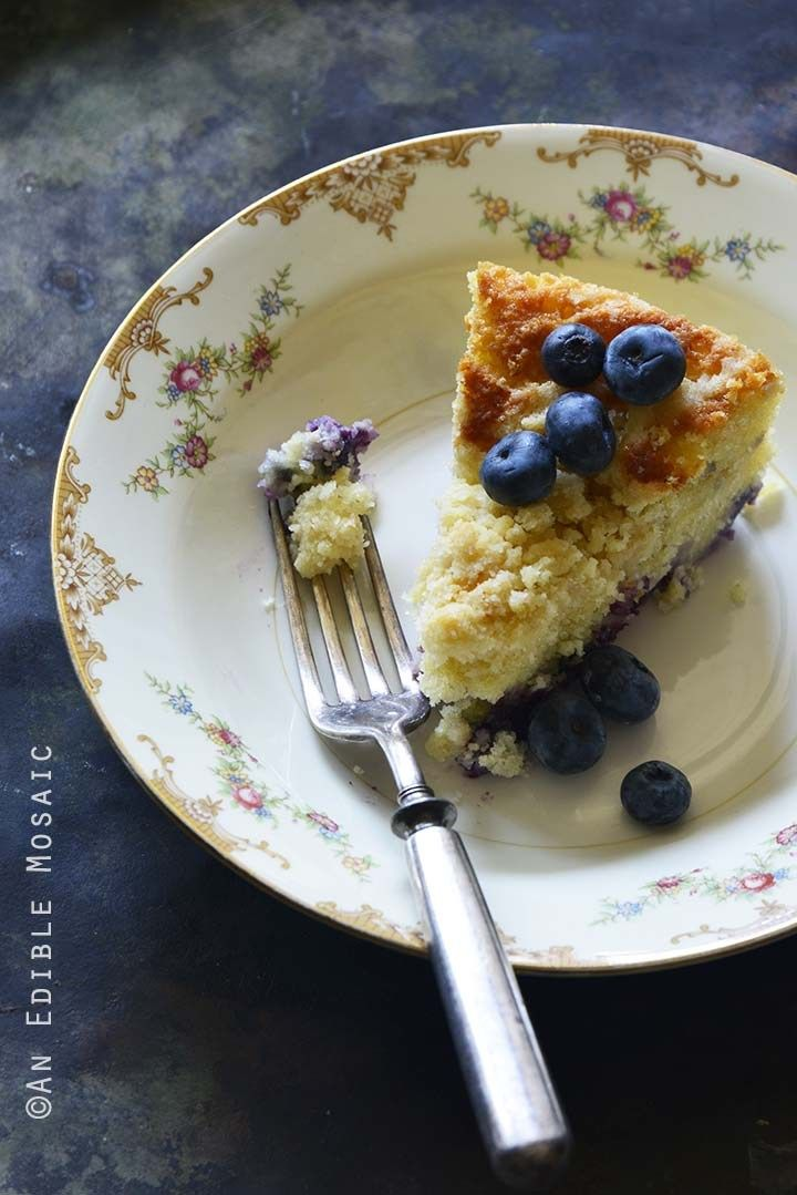 Crumble Topped Blueberry Buttermilk Coffee Cake Recipe With Images Buttermilk Coffee Cake Blueberry Buttermilk Coffee Cake Recipe Brunch Cake