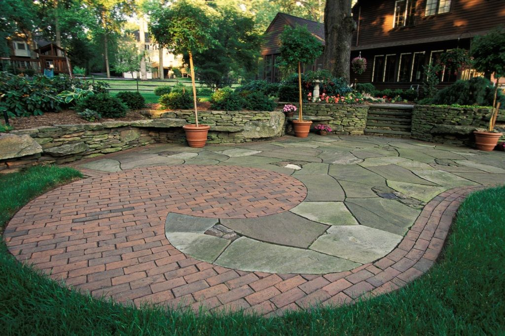 Image Result For Reclaimed Paver Brick Patio