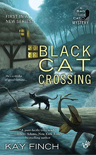 Black Cat Crossing (A Bad Luck Cat mystery) by Kay Finch http://www.amazon.com/dp/0425275248/ref=cm_sw_r_pi_dp_I9wevb0N6WSHP