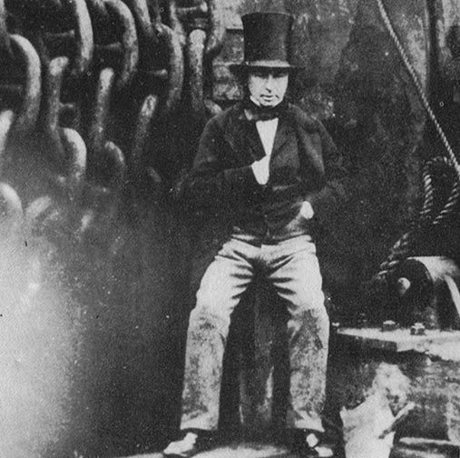 Isambard Kingdom Brunel — the Little Giant