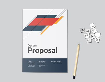 Check Out New Work On My Behance Portfolio Proposal HttpBe