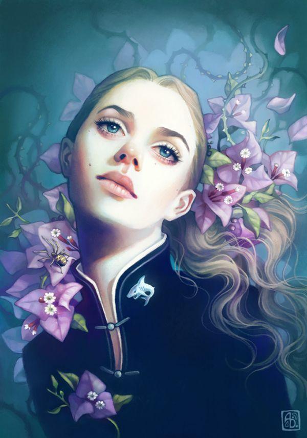 digital painting by anna dittmann digital art pinterest anna
