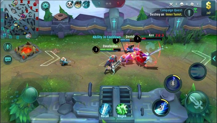 Mobile legends bang bang is a free to play android multiplayer mobile legends bang bang is a free to play android multiplayer online battle arena moba multiplayer game featuring 5v5 battles ccuart Images
