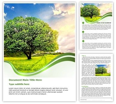 Download Editabletemplates.Com'S Cost-Effective #Nature #Microsoft