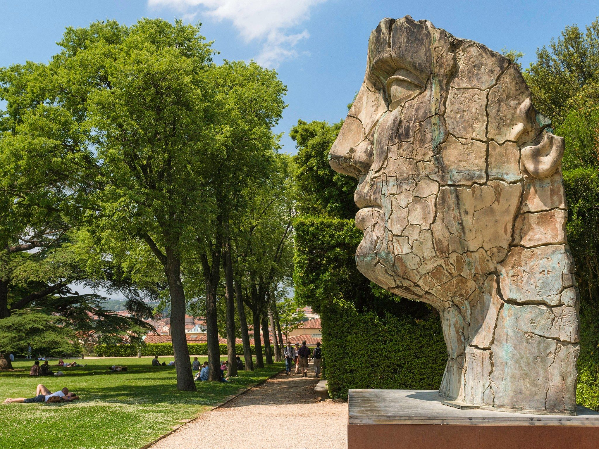 Boboli gardens Florence Italy Travel to go list