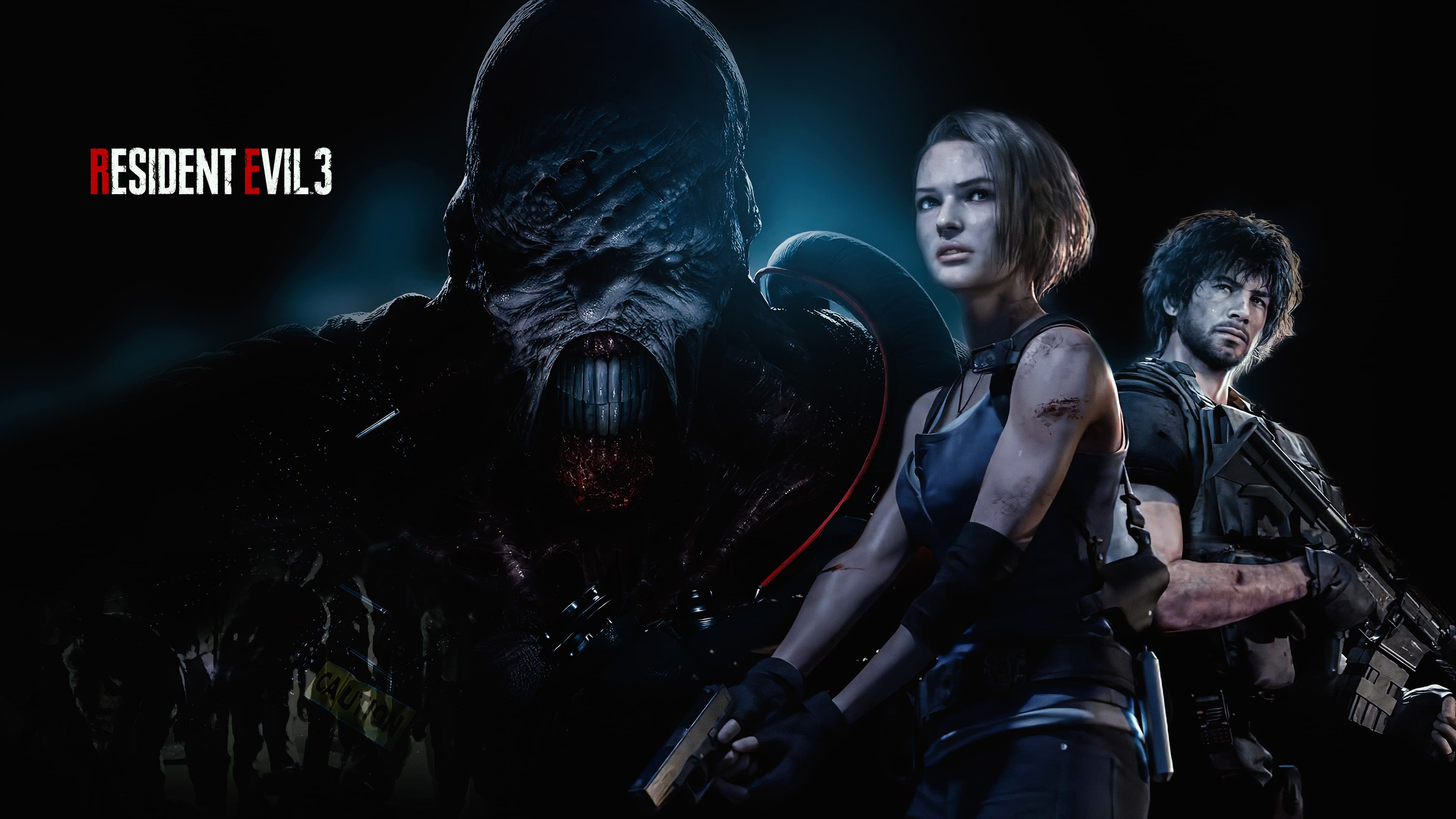 Video Game Resident Evil 3 2020 Resident Evil 3 Resident Evil Claire Redfield Hd Wallpaper Ba Resident Evil Resident Evil Claire Background Images Wallpapers