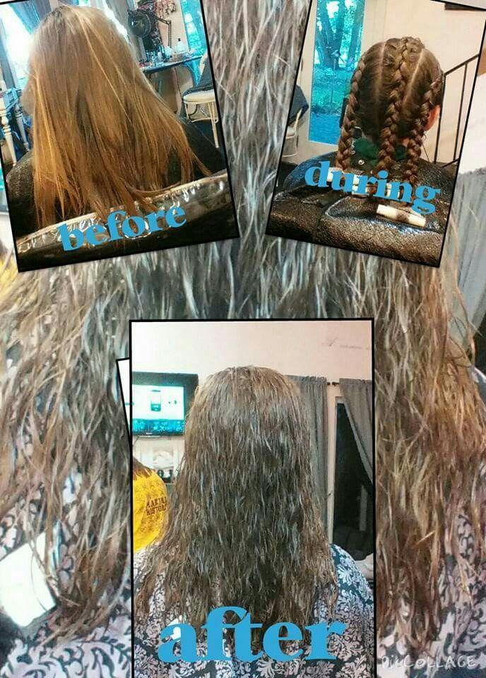 Braid Perm Perm Braids For Long Hair Braids
