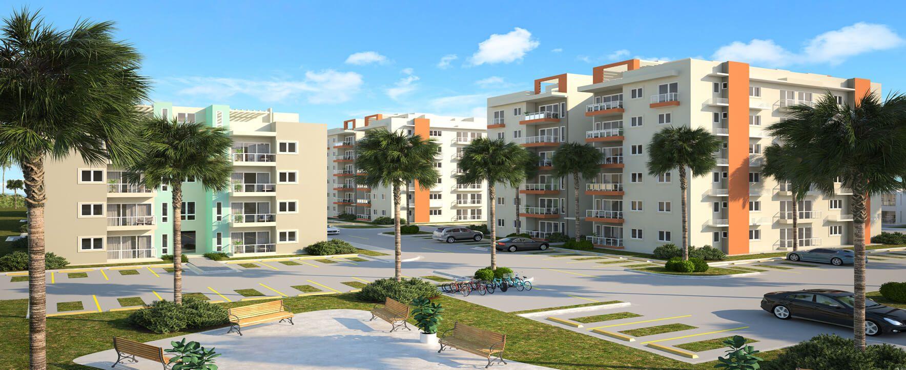 Crisfer Apartamentos en Punta Cana Inmobiliaria