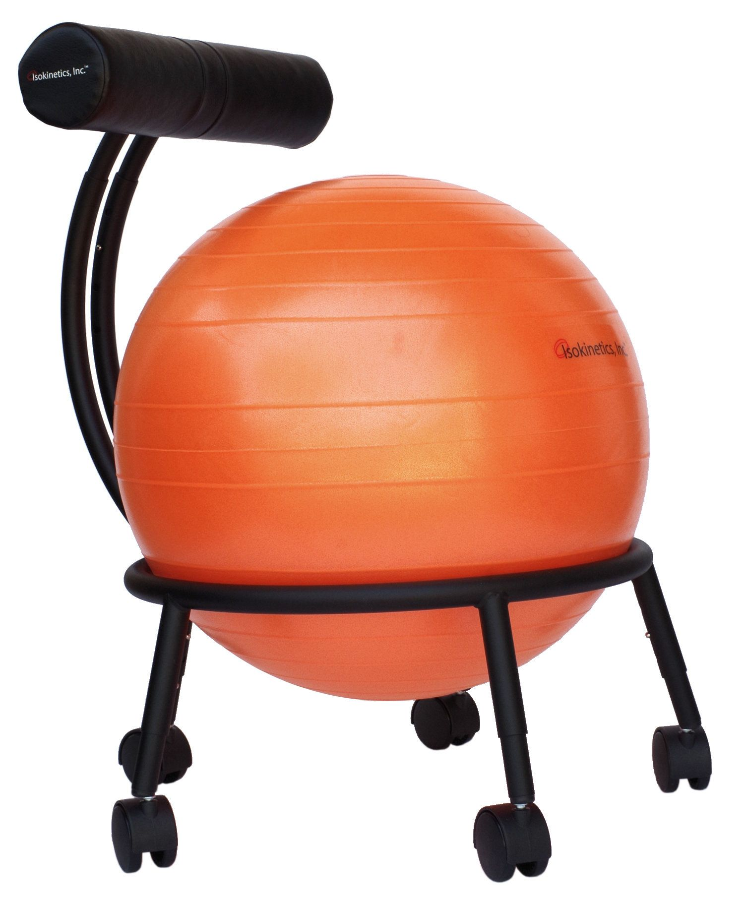 HighBack Exercise Ball Chair Ball chair, Adjustable