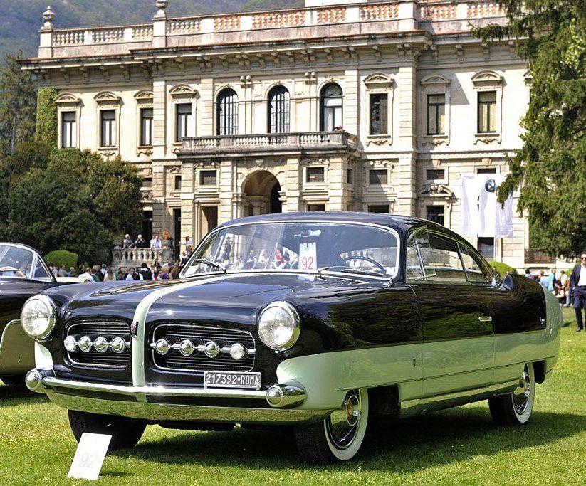 Fiat 1400 B Junior Coupe by Ghia - Különleges autók | Autos ...