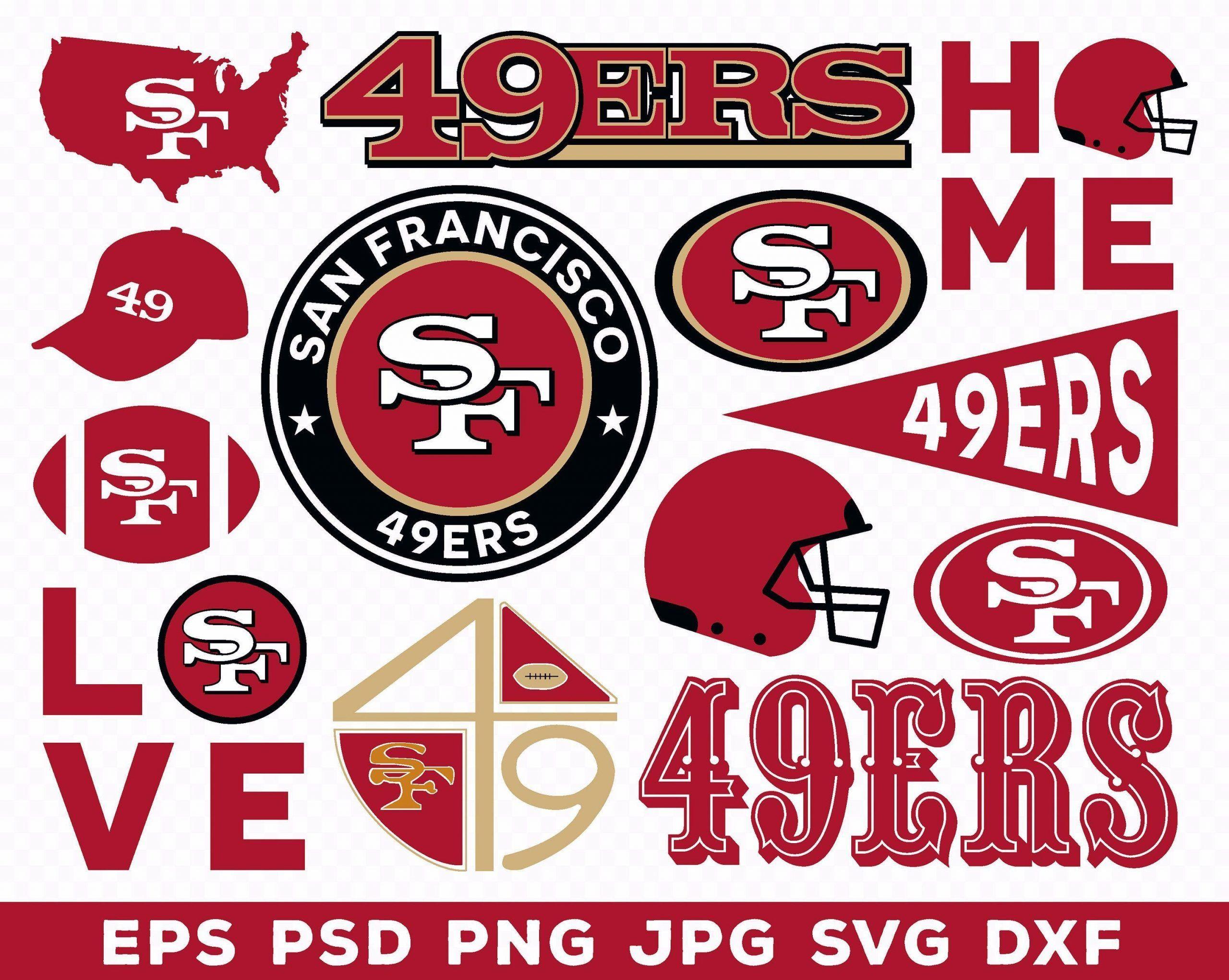 San Francisco 49ers, San Francisco 49ers logo, San
