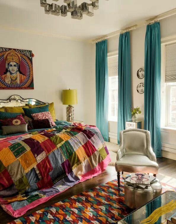 Best Pin By Renae Branscum On Bedroom Bohemian Master Bedroom 400 x 300