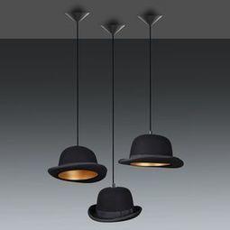 La Lampe BOMBING est une suspension originale inspirée de la Lampe ...