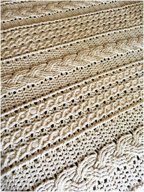 Celtic Crochet Afghan FREE Blanket Afghan Crochet