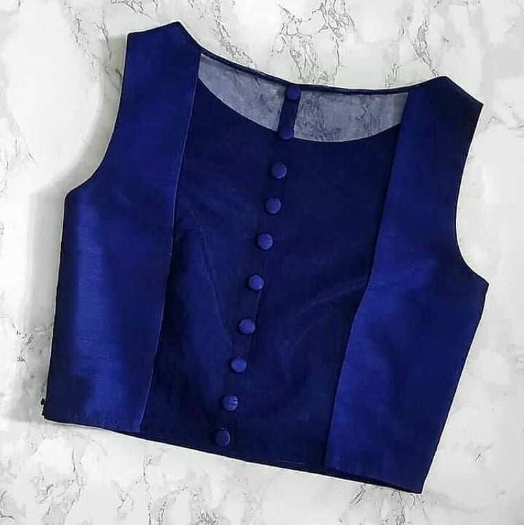 blouse designs with button #blousedesignslatest blouse designs with buttons #blousedesignslatest