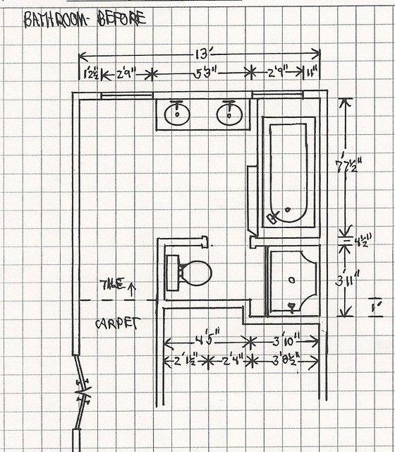 Pics On modern bathroom design floor plans