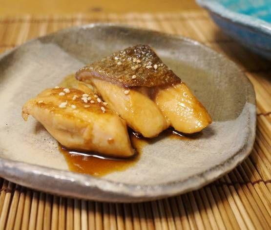 Salmon Teriyaki For Your Bento #salmonteriyaki Salmon Teriyaki For Your Bento #salmonteriyaki