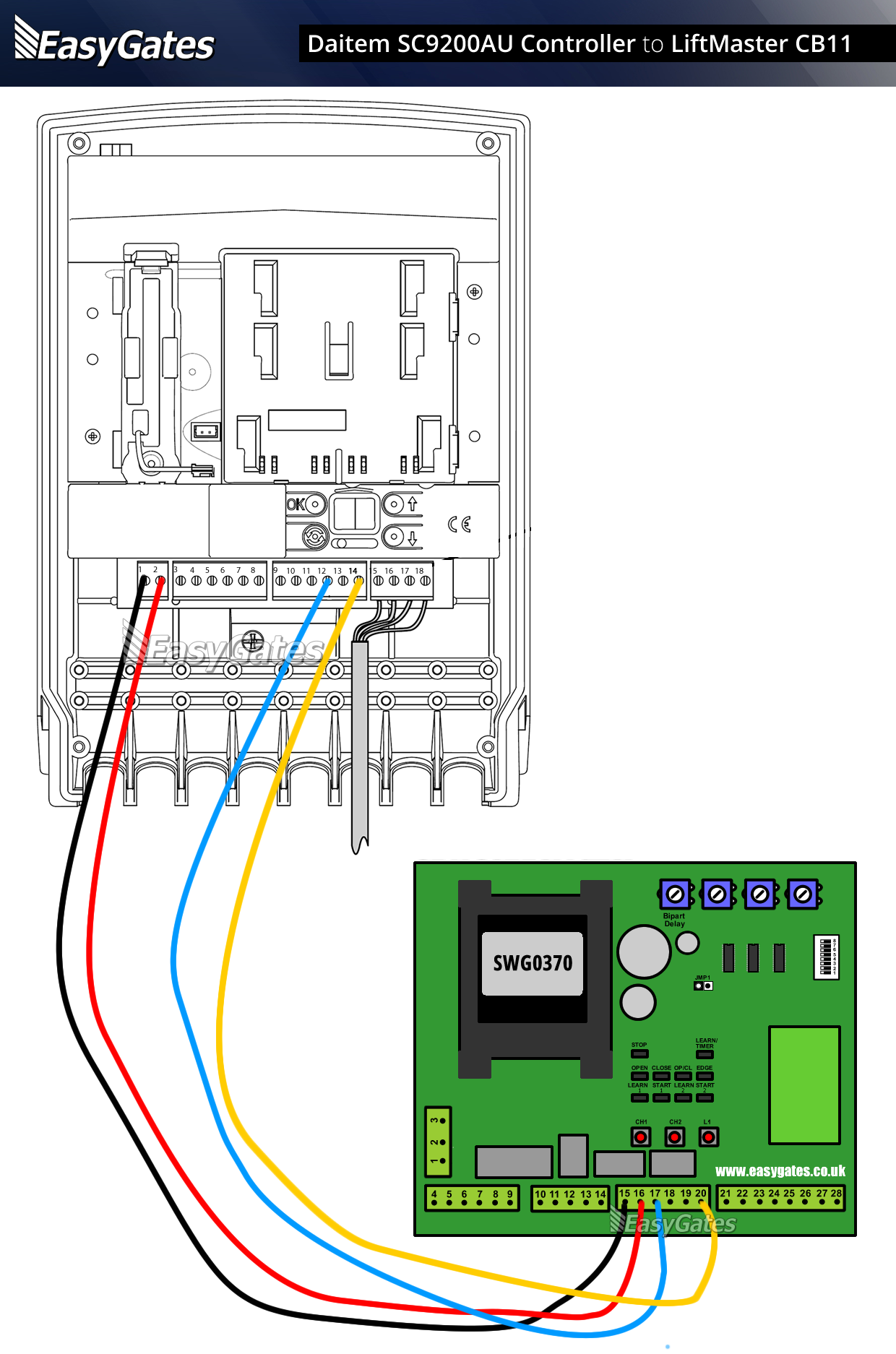 New Wiring Diagram Garage Door Opener Sensors Diagram