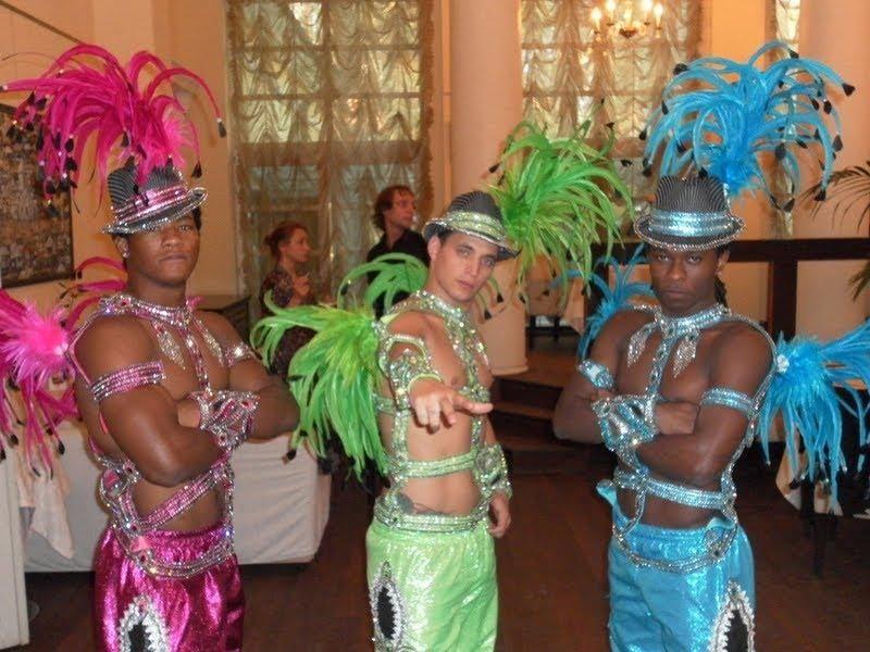 Бразильский карнавальный костюм своими руками