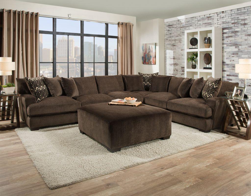 American 1600seo Ultimate Chocolate Living Room