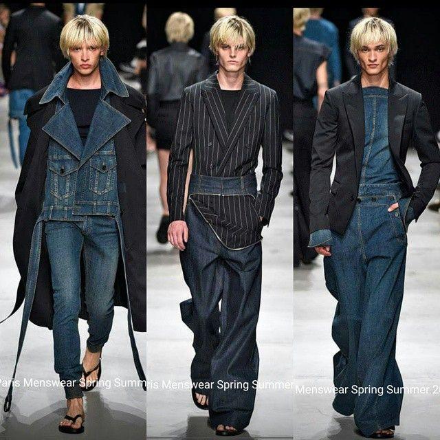 DENIM TAILORING !!! Juun.J 16ss collection. #juunj  #juunj16ss #denim #tailoring