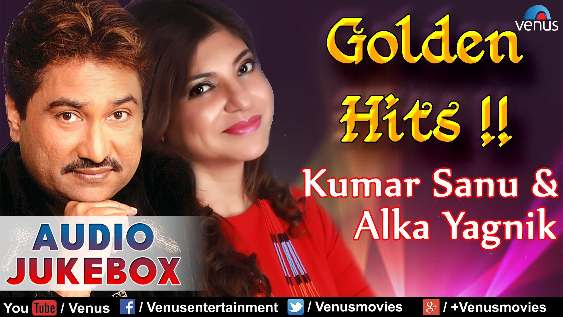 Kumar Sanu Alka Yagnik Golden Hits Best Of 90 S Audio Jukebox Lagu Lagu Terbaik Youtube