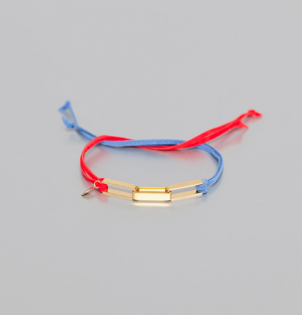 Bracelet So Ann Multicolore Mimilamour en vente chez L'Exception