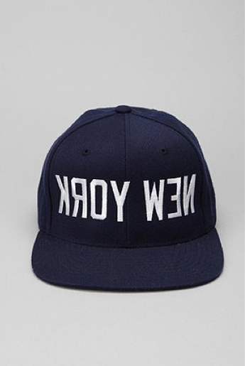 Urbanished Who The Cap Fit Hats Snapback