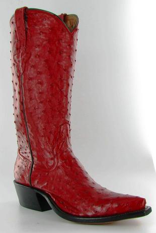 Custom Rios of Mercedes cowboy boots.