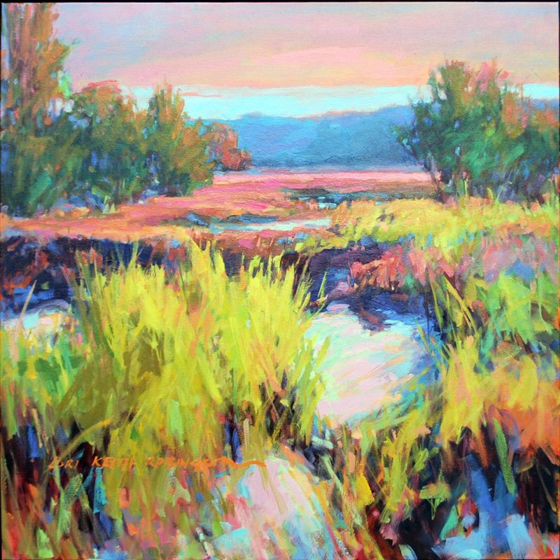 Lori Keith Robinson Portfolios Encaustic Artist Farm Art Art