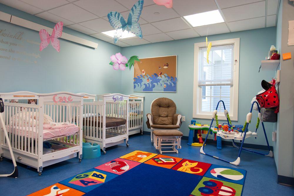 Home Daycare Design Ideas: Littlesteps-preschool-scituate-infant-room.jpg (1000×665